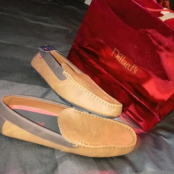 Mens driving loafers size 12 NEW!